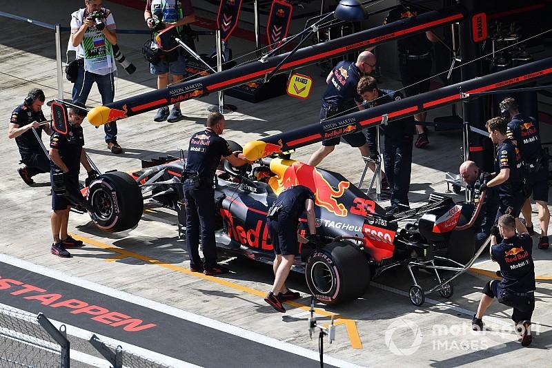 Verstappen csak le akarta nyomni Ricciardót az időmérőn