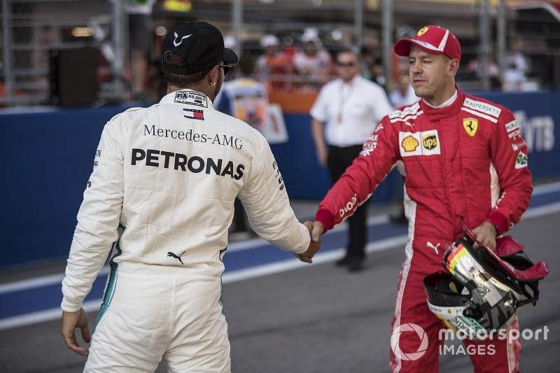 Vettel: Nous avons rendu les choses