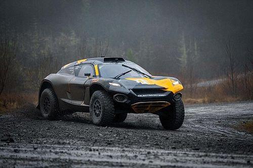 Button, Extreme E araçlarıyla yaptığı ilk sürüşten büyük keyif aldı