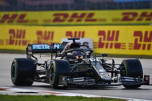 A 2021-es Mercedes brutális szélcsatornás teljesítményéről pletykálnak