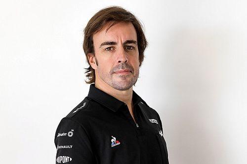 """Alonso: """"El objetivo es atacar desde el principio en la F1 2021"""""""