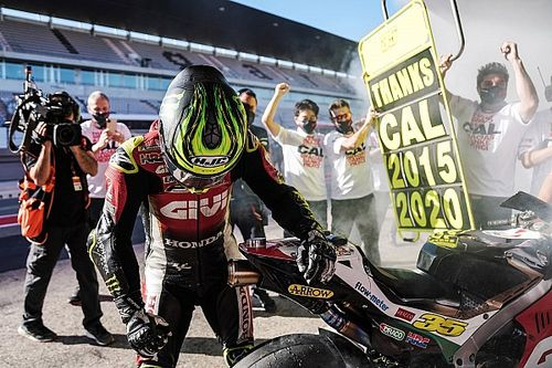 Rossi Percaya Crutchlow Bisa Buat Perbedaan untuk Yamaha