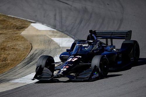 Indy: Grosjean faz a pole para GP de Indianápolis