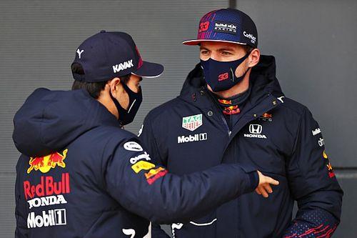 """Verstappen: """"Perez neemt belangrijke kennis mee naar Red Bull"""""""