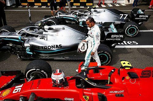 "Hamilton: 2021 F1 overhaul ""nowhere near where it needs to be"""