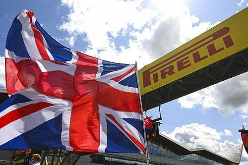 Confira os horários do GP de 70º aniversário da F1, na Inglaterra