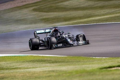 Britanya GP: Hamilton patlak lastikle yarışı kazandı!