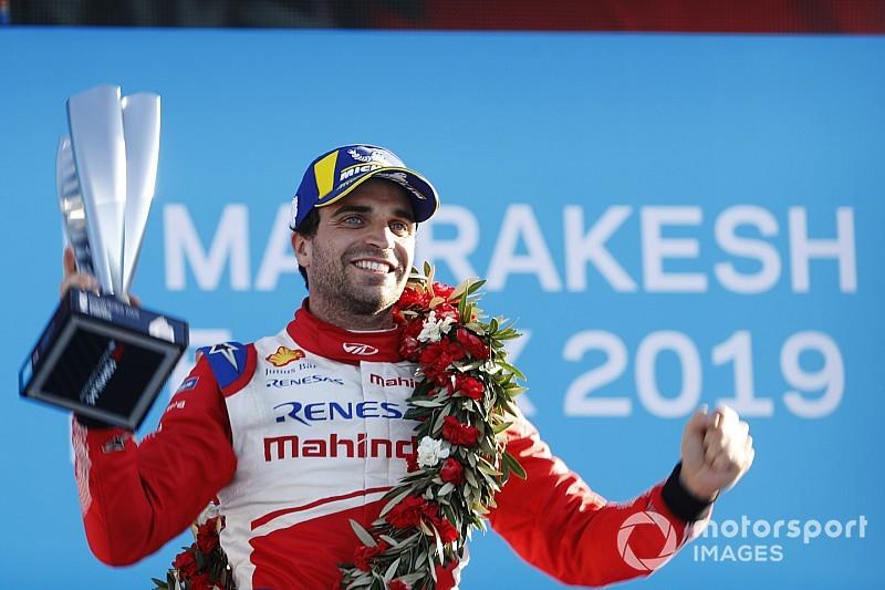 D'Ambrosio aprovecha un incidente entre los BMW para ganar en Marrakech