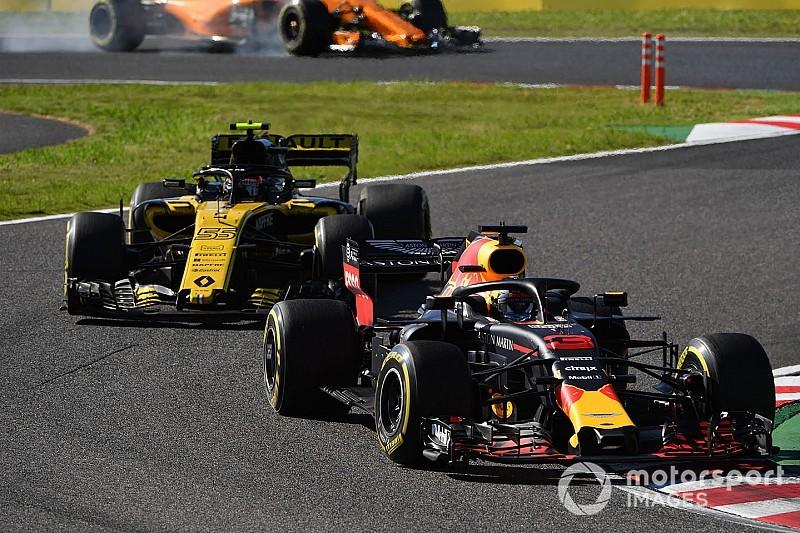 Заборона на тести Ріккардо свідчить про страх Red Bull — Renault