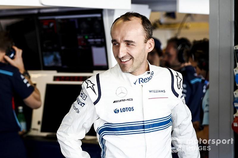Kubica úgy érzi, Ausztráliában egy újonc F1-es tesztpilótaként fog rajthoz állni