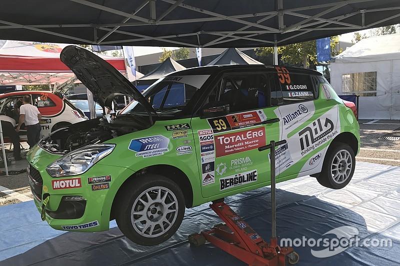 Suzuki Rally Trophy: ecco chi sono i Magnifici sette in gara al Due Valli