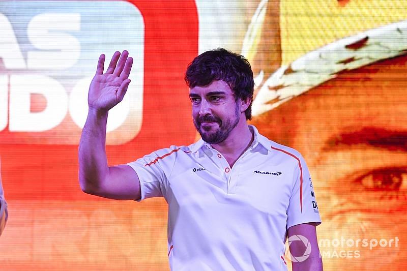 Fernando Alonso élu