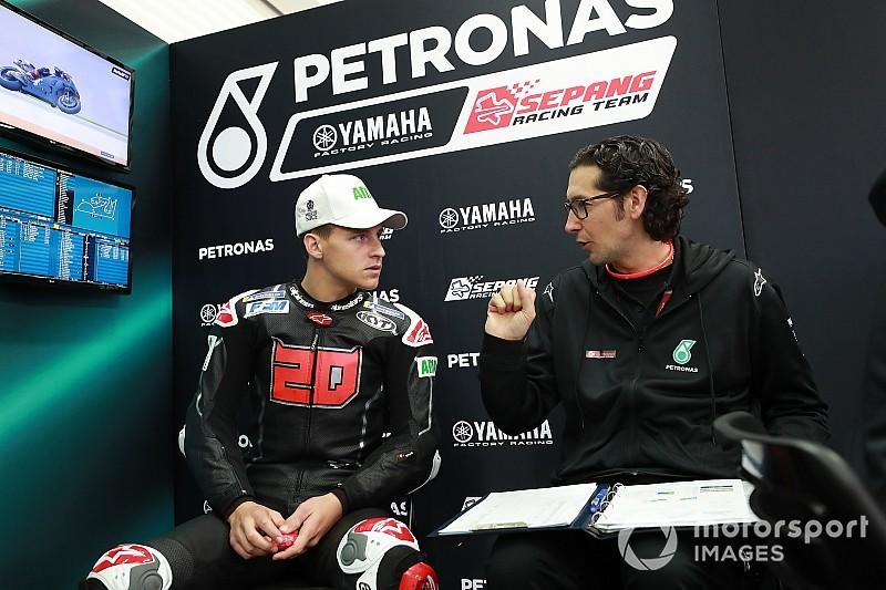 Quartararo manfaatkan Moto2 untuk referensi MotoGP