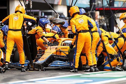 McLaren, FIA'nın pit stopları sınırlandırma kararını doğru buluyor