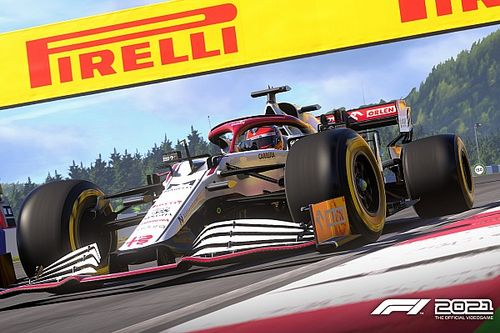 Büyük güncellemeyle F1 2021 oyununa Portimao pisti de eklendi