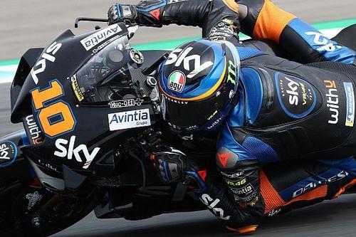 """Marini svela il suo futuro: """"Nel 2022 avrò una Ducati ufficiale"""""""
