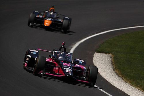 Firestone positive over 2023 IndyCar simulation test at Indy