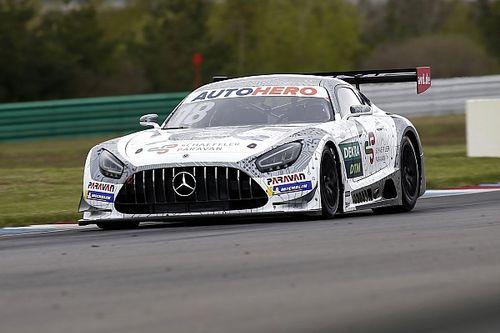 Bu sezonki ilk DTM yarışlarında Paffett yerine Buhk yarışacak