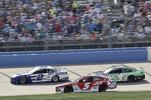 Where is Hendrick beating Penske right now? 'Everywhere'