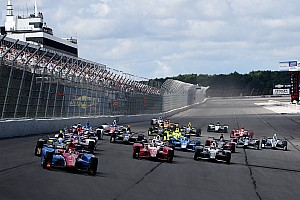 IndyCar Breaking news IndyCar extends chassis deal with Dallara