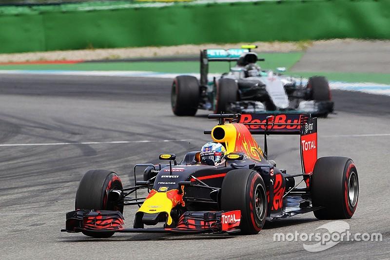 В Mercedes приветствуют прогресс Red Bull