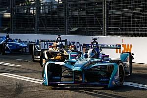 Formule E Actualités La Formule E diffusée en direct sur Twitter au Japon