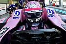 Mazepin estrenará el nuevo Force India en Barcelona
