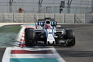 Formule 1 Diaporama Photos - Le premier jour de Kubica chez Williams à Abu Dhabi