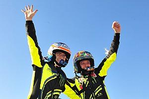 MotoGP Actualités Une sixième victoire pour Rossi sur le Monza Rally Show !