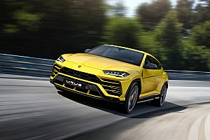 Automotive News Lamborghini Urus: Das Super-SUV