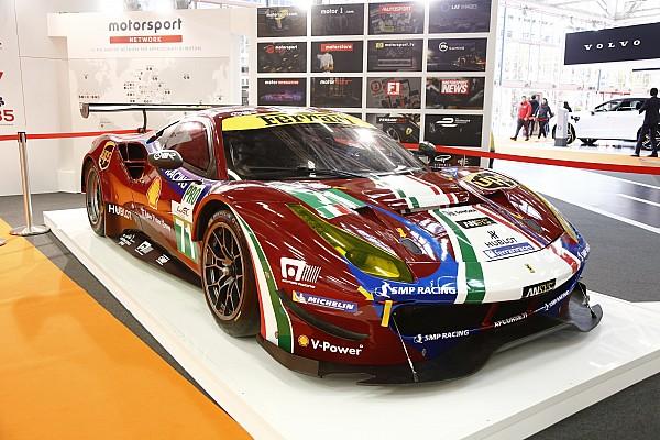 Speciale I più cliccati Video: Pier Guidi e Rigon spiegano i segreti della Ferrari 488 GTE