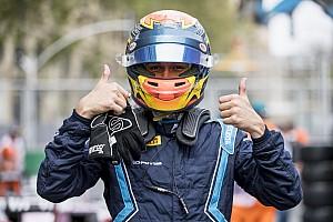FIA Fórmula 2 Crónica de Clasificación Albon se lleva la pole en la Fórmula 2