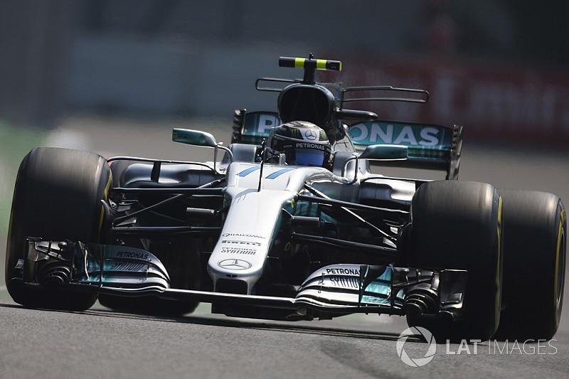 Mercedes va profiter des derniers GP pour tester des concepts 2018