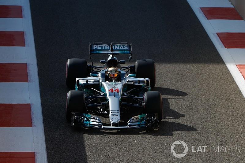 Abu Dhabi GP: Hamilton strikes back in FP2
