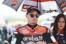 WSBK Test Jerez SBK: Davies sta bene. Solo una forte contusione al ginocchio