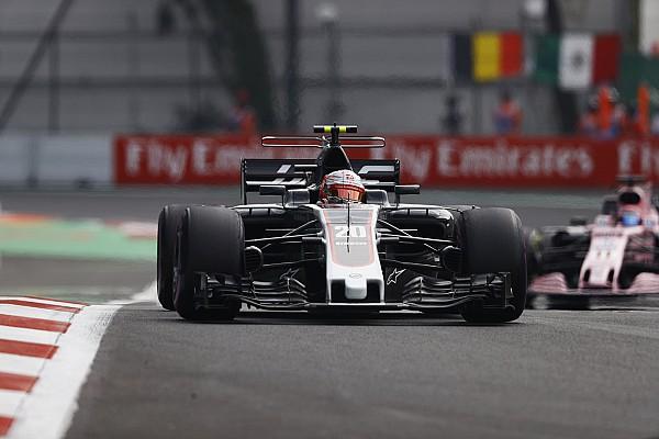 F1 Noticias de última hora Magnussen compara la trayectoria de Haas con la de Force India en sus inicios