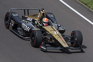 IndyCar Résumé de qualifications James Hinchcliffe éliminé de l'Indy 500 !