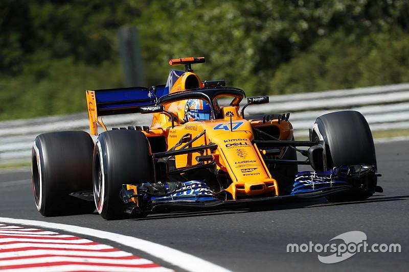 """Norris: """"Nadie sabe qué hará Alonso en 2019 y mi futuro depende en parte de él"""
