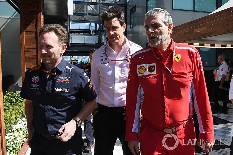 "Getting teams to agree on F1's future ""impossible"""