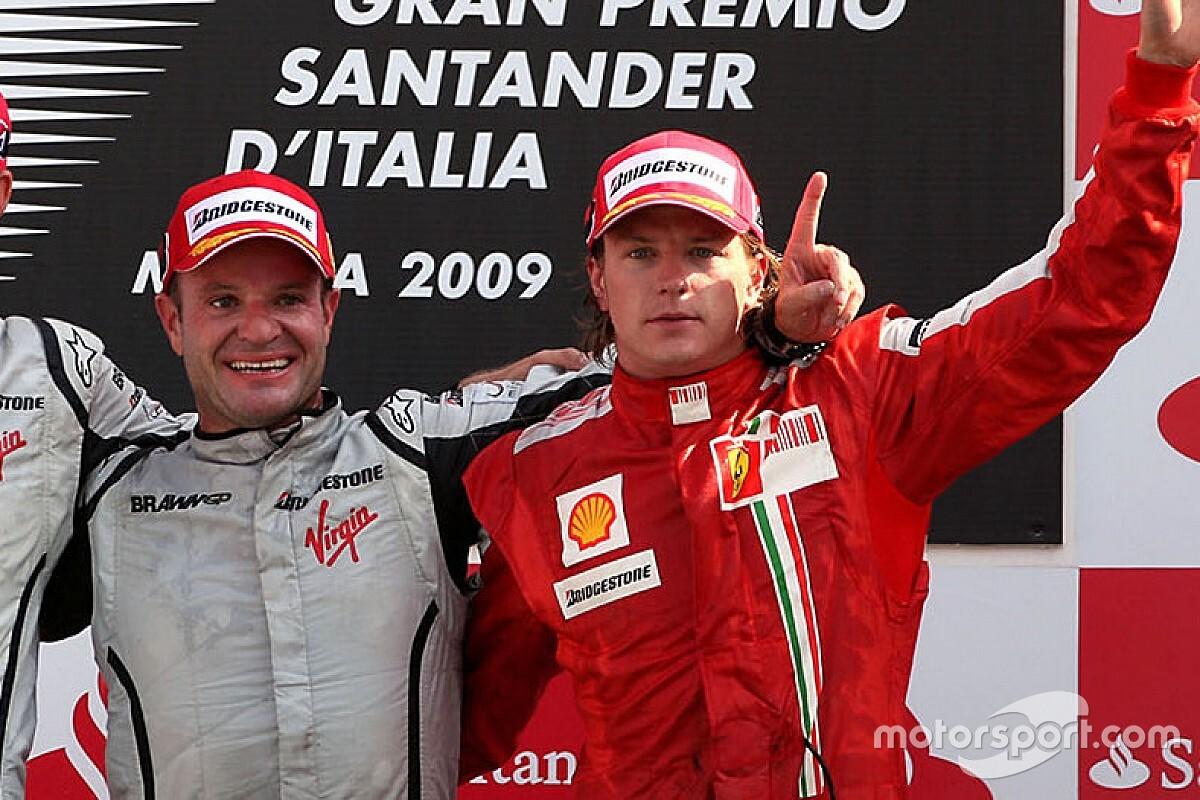 GALERIA: Relembre os últimos vencedores do GP da Itália
