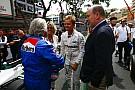 Rosbergék Monacóban: