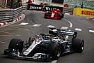 فورمولا 1 هاميلتون لم يشعر بأنه كان يتسابق في جائزة موناكو الكبرى