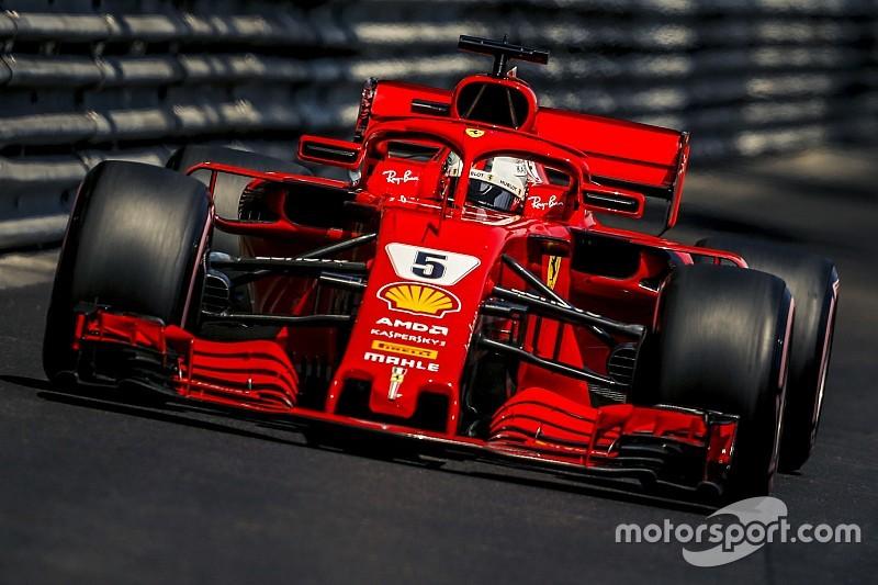 Vettel dopo sei GP è il pilota con il bilancio più in... Rosso sul 2017