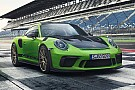 Automotive 2018 Porsche 911 GT3 RS arrives with upgraded naturally aspirated engine