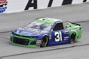 NASCAR Sprint Cup Crónica de entrenamientos Ryan Newman lidera la práctica final en Atlanta