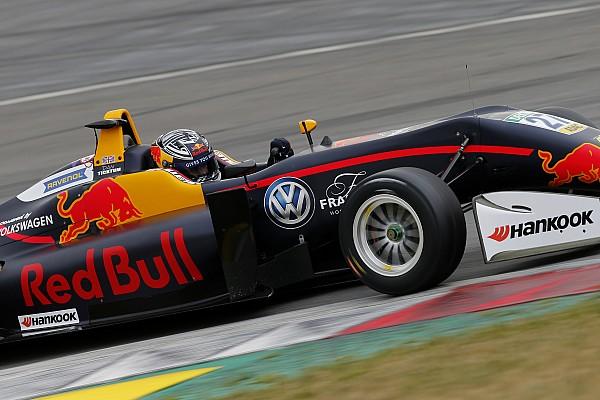 EK Formule 3 Verslag vrije training Ticktum aan kop in afsluitende F3-test