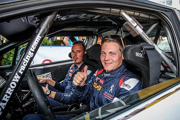 ERC Ultime notizie Simon Wagner è la nuova scommessa di Peugeot e Saintéloc