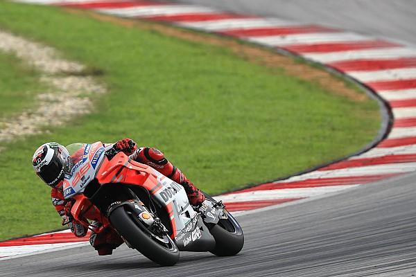 Com recorde da pista, Lorenzo domina testes em Sepang