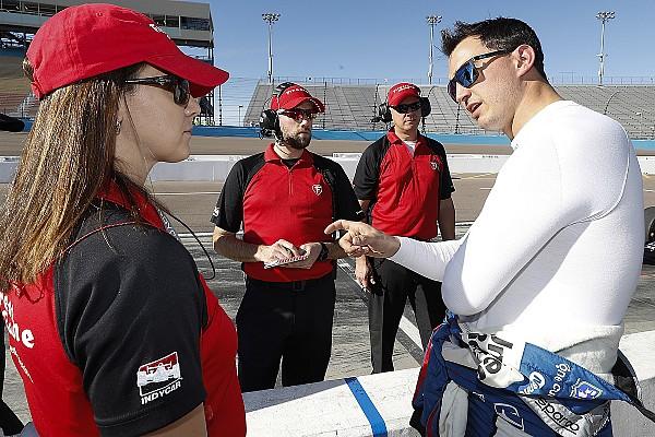 Kanaan y Rahal probarán los nuevos neumáticos de calle de IndyCar