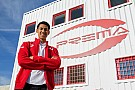 FIA F2 Gelael joins top F2 team Prema for 2018